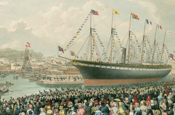 Connecting the Oceans: the Impact of Global Steam in the Nineteenth Century