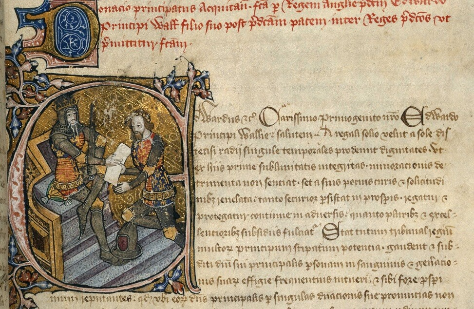 English or European? How to make an earl in fourteenth-century England