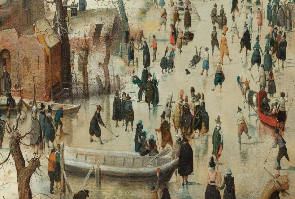 Lessons from the Golden Age: The Dutch Republic and the Future of Conflict in a Warming Climate