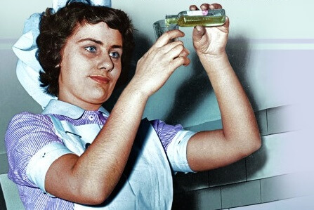 From Maggots to Matrons: Rituals and Myths in Nursing