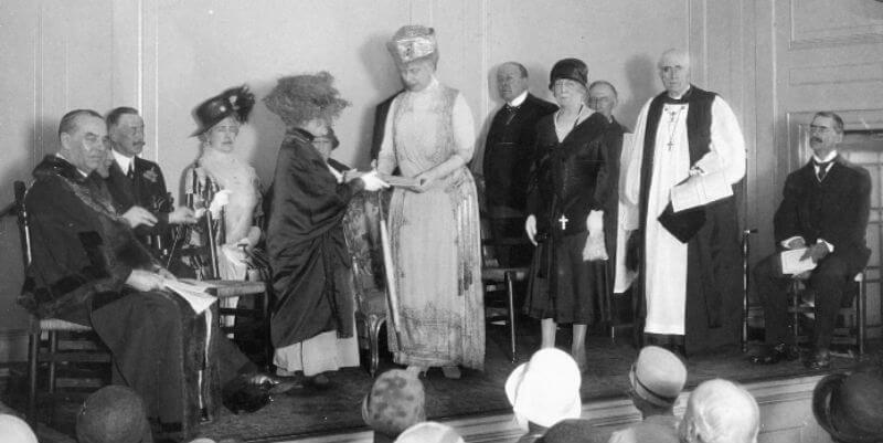 Pioneering Women for a Pioneering Act: RCN Fellows Lecture