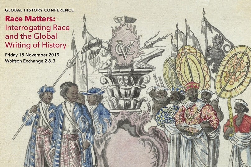 Race Matters: Interrogating race and the global writing of history