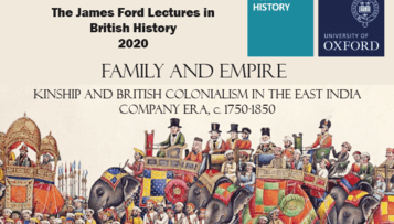James Ford Lectures in British History 2020