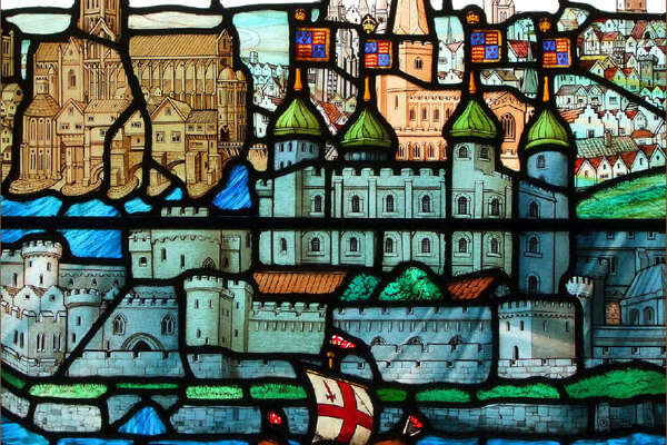 London and the Temple in 1270