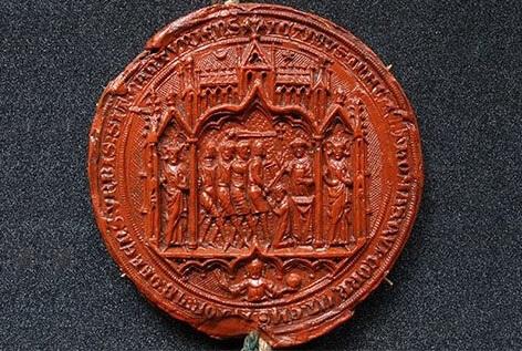 Church, Saints and Seals, 1150-1300