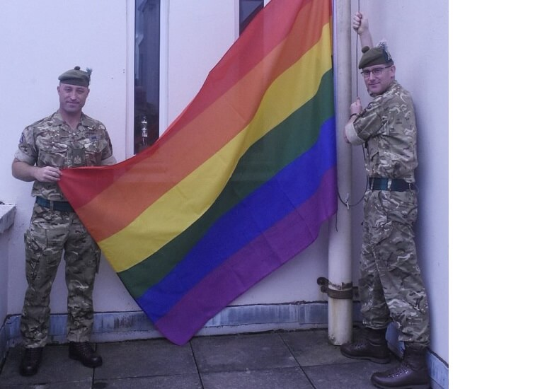 The Gay Soldier in Britain after 1982: and the Masculine Military Ideal