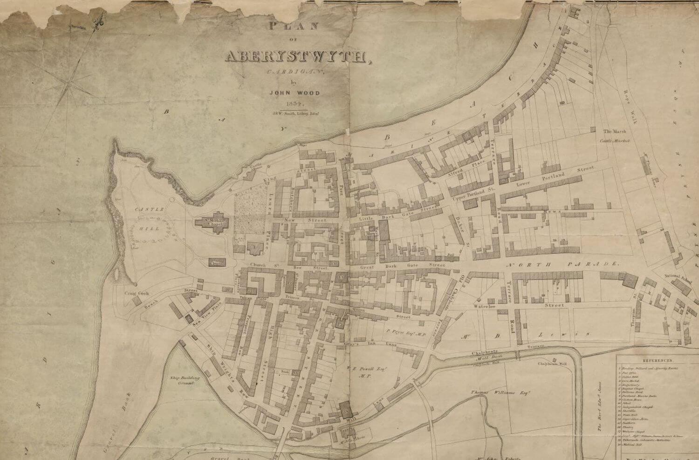Carto-Cymru - The Wales Map Symposium 2020 : Surveying the Streets