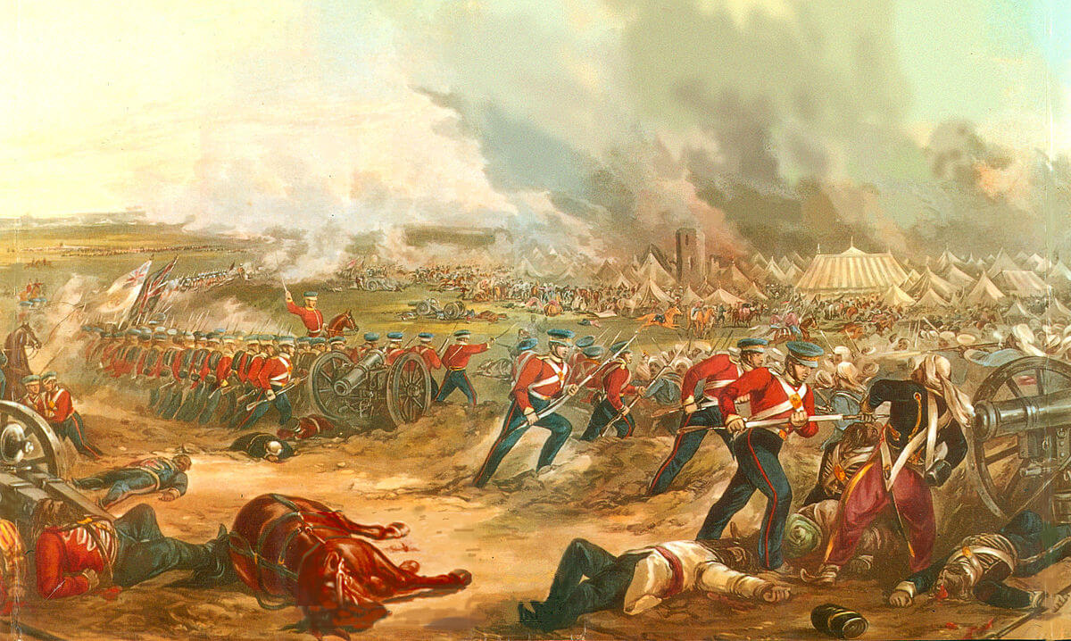 The Anglo-Sikh Wars