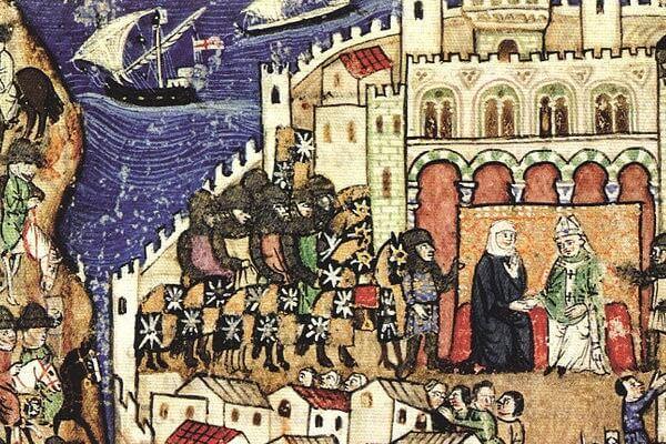 The Crusades: Borders, Margins, Interfaces