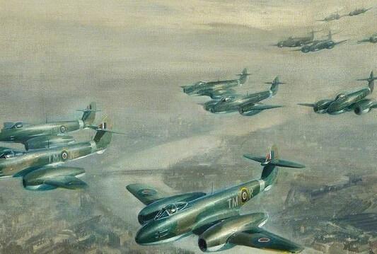 The RAF in a World Transformed, 1945–49
