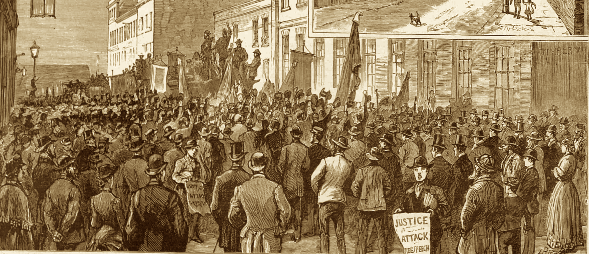The Contested Right of Public Meeting in England from the Bill of Rights to the Public Order Acts