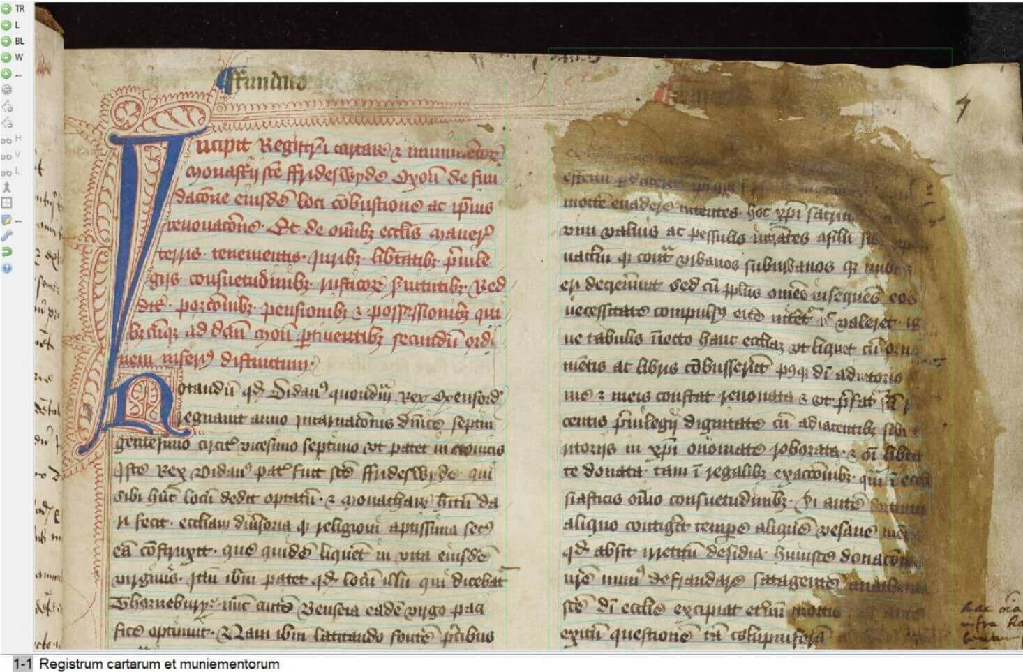 Machine Reading Medieval Latin Texts: the Launch of the UCL/Toronto Transkribus model