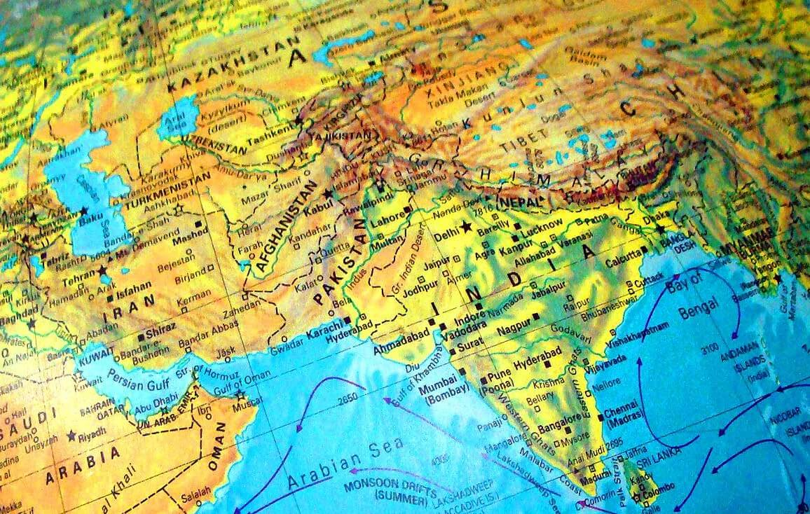 South Asia Unbound: Spaces and Scales of Internationalism