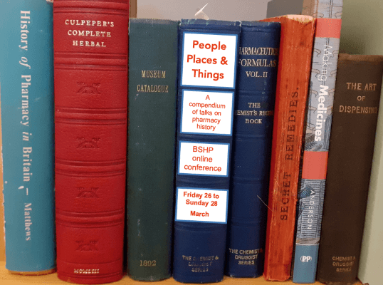 People, places and things: a compendium of talks on pharmacy history