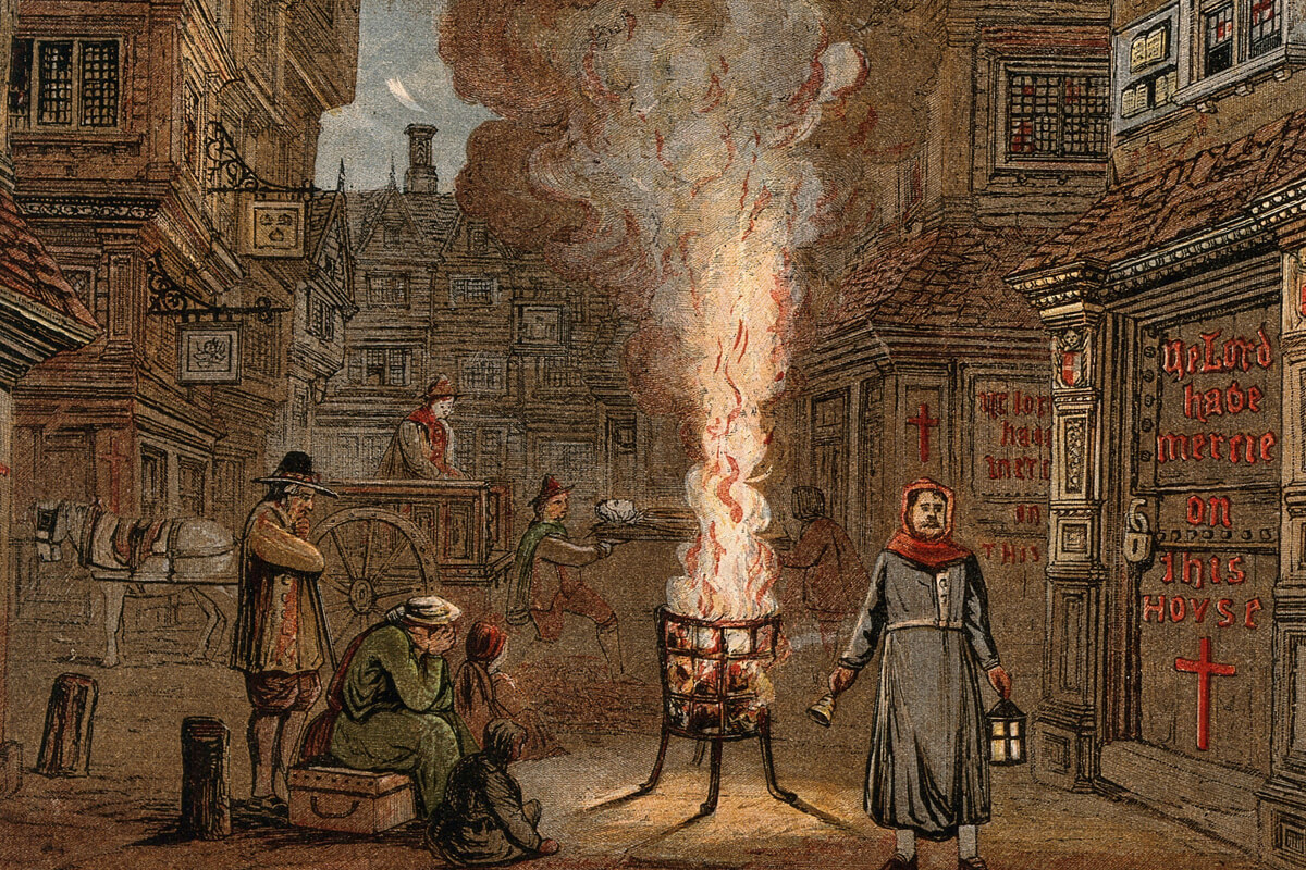 Law in a time of Plague: Was the Law a Good Doctor?