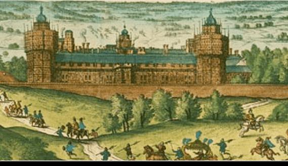 Henry VIII On Tour: Palaces, Progresses and Panache