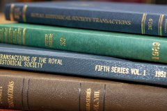 RHS Transactions: Publish with us