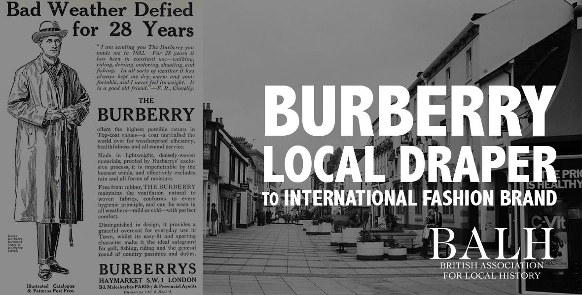 Burberry - Local Draper to International Fashion Brand