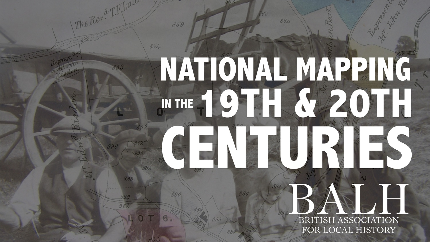 National Mapping in the 19th and 20th centuries
