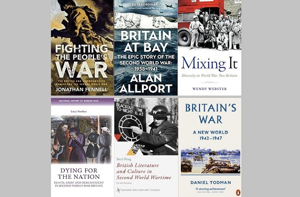 Expert Round Table on Second World War Britain: New Texts/New Themes