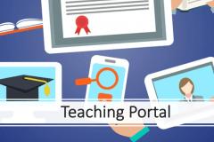 New Term: Teaching Portal