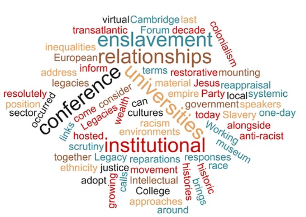 Confronting the past, reimagining the future: Universities, the legacies of enslavement, and restorative justice