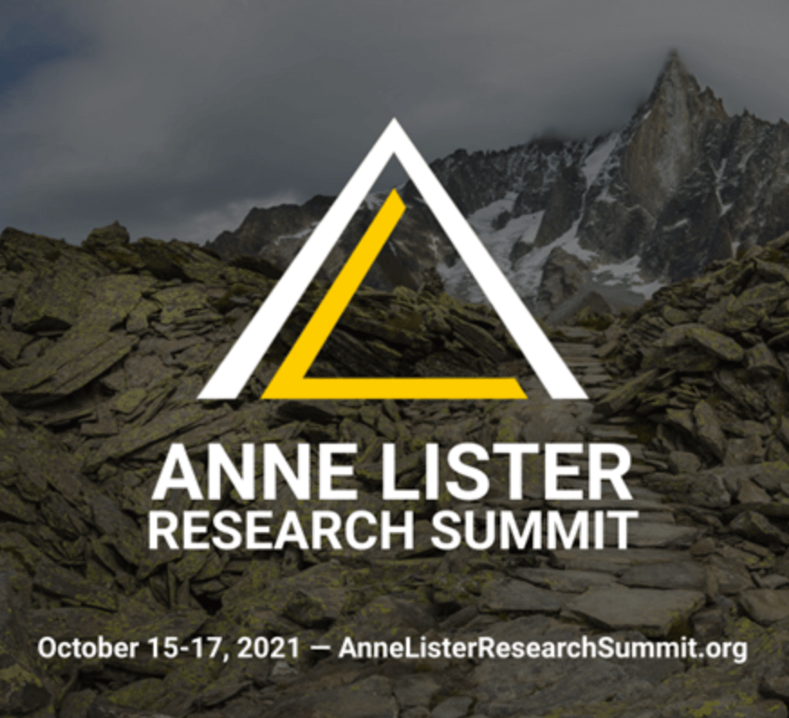 Anne Lister Research Summit