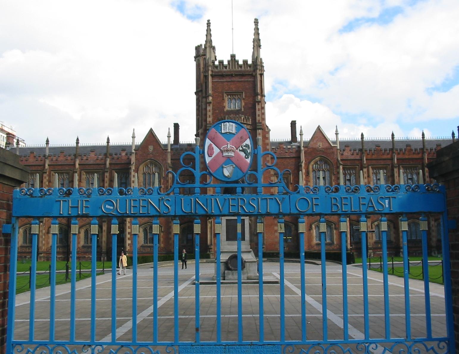 RHS Visit to Belfast