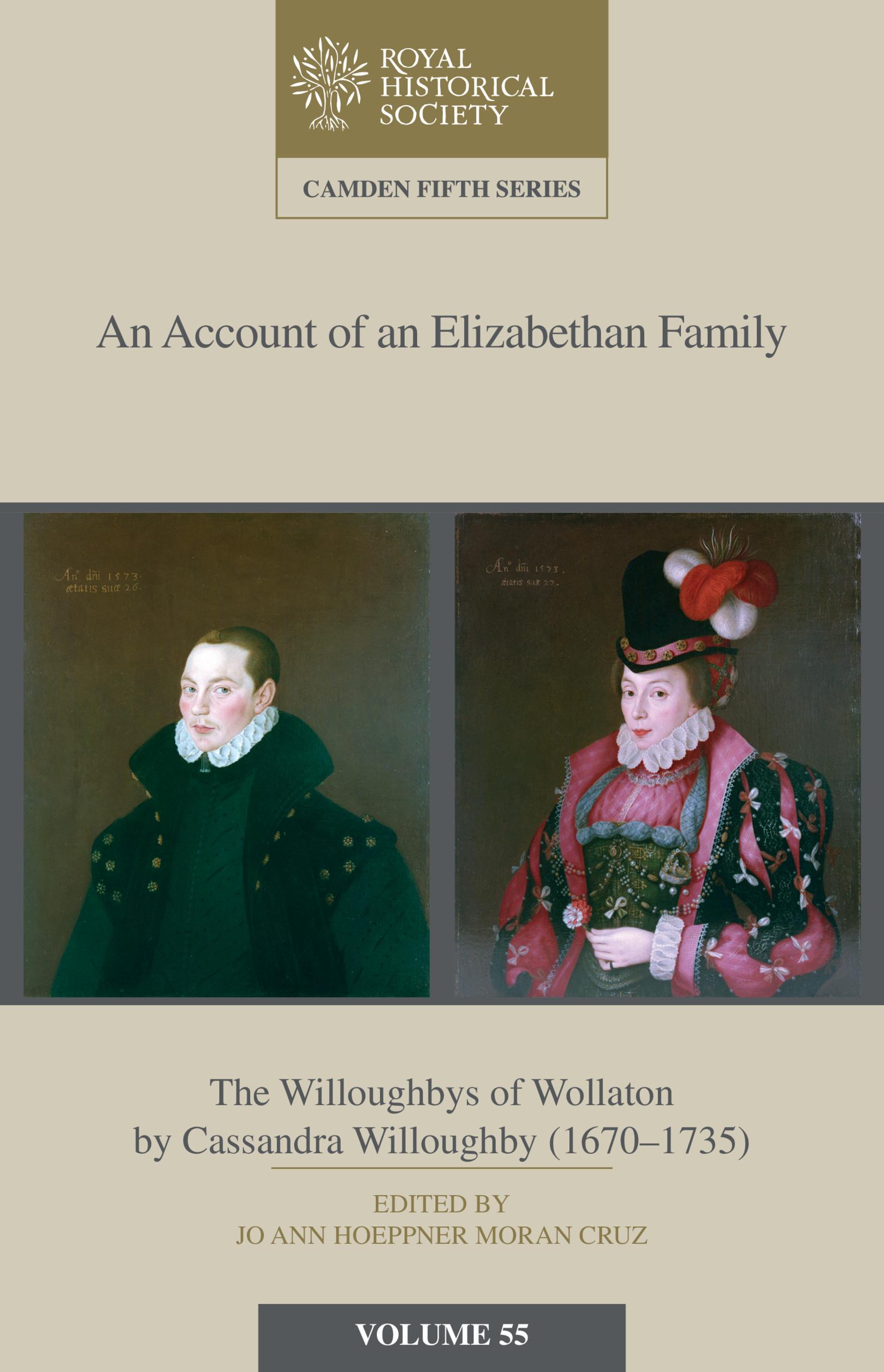 New Camden Volume on Elizabethan Family