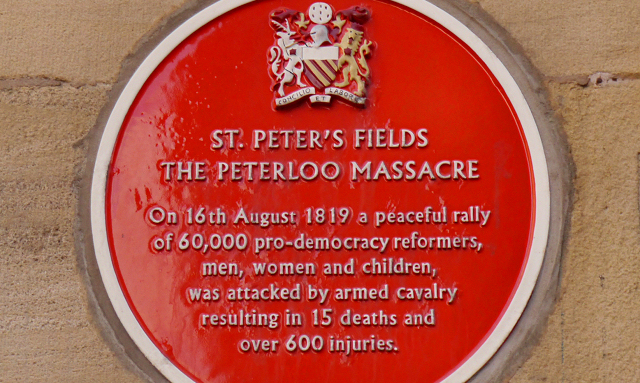 Beyond Peterloo: The Founding of the Manchester Guardian