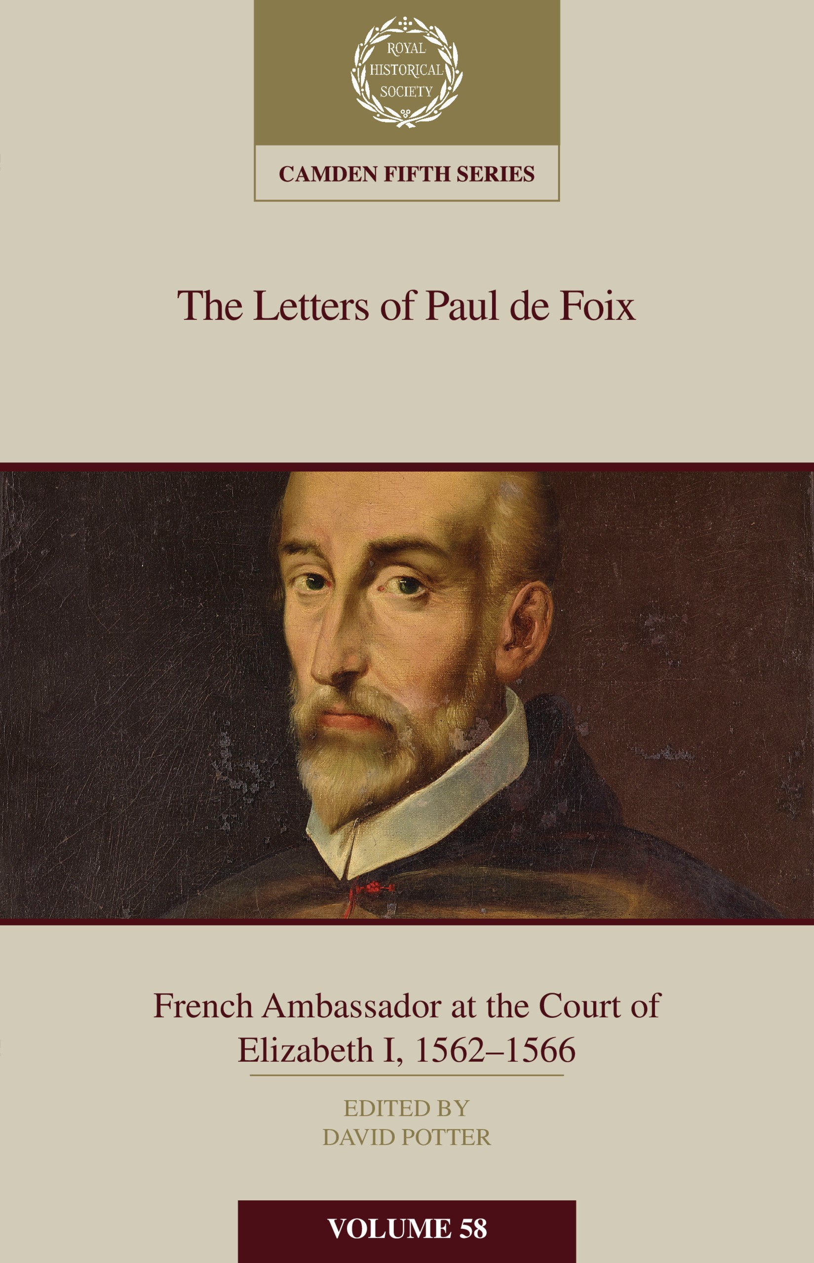 Paul de Foix cover