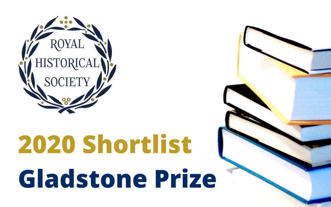 RHS Gladstone Book Prize – The 2020 Shortlist