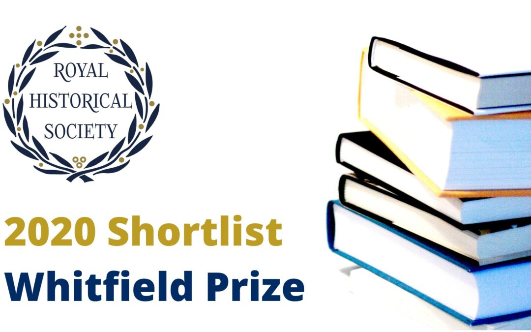 RHS Whitfield Book Prize – The 2020 Shortlist
