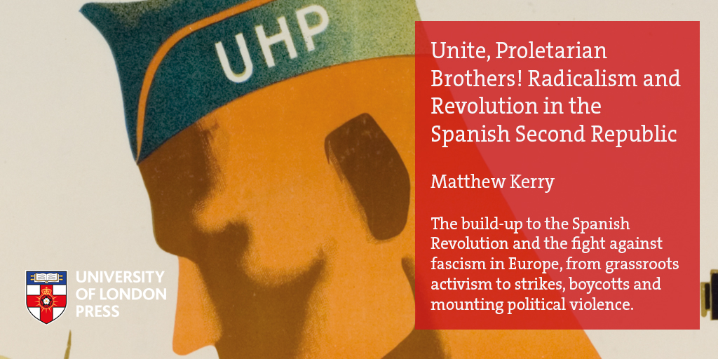 Promotional image for Matthew Kerry's Unite, Proletarian Brothers!
