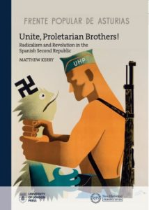 Cover image for Matthew Kerry, Unite Proletarian Brothers