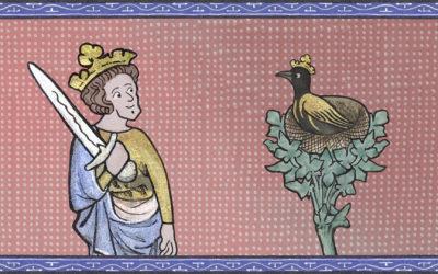 King Oswald's Raven: Public Engagement During the Coronavirus Pandemic
