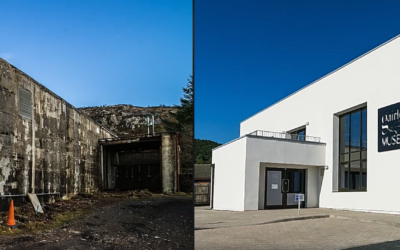 From Cold-War Bunker to Art Fund Museum of the Year: Transforming Gairloch Museum