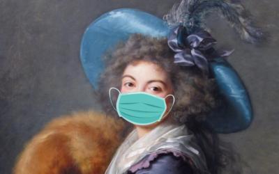 Smiling in the Age of Coronavirus