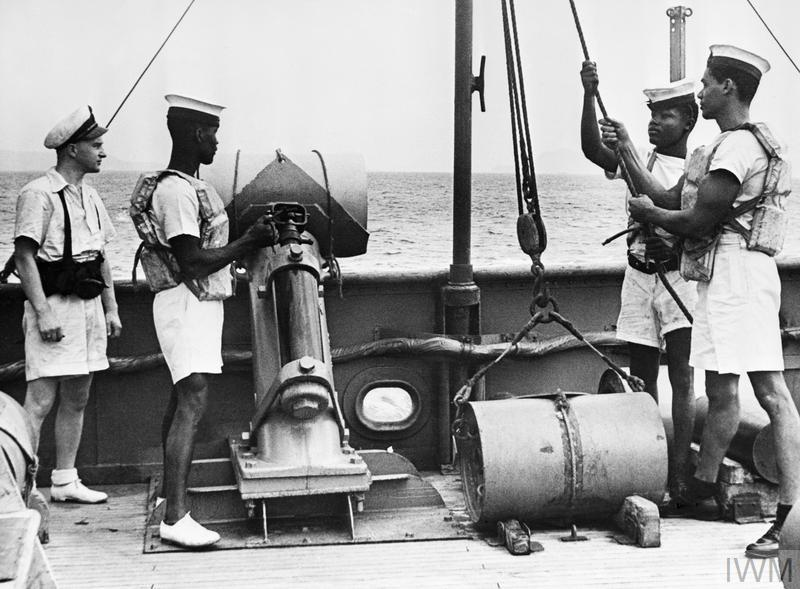 In Which They Also Served: Tracing British Sailors of Colour in the Second World War Royal Navy