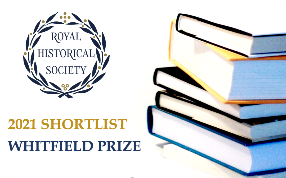 RHS Whitfield Book Prize – the 2021 Shortlist