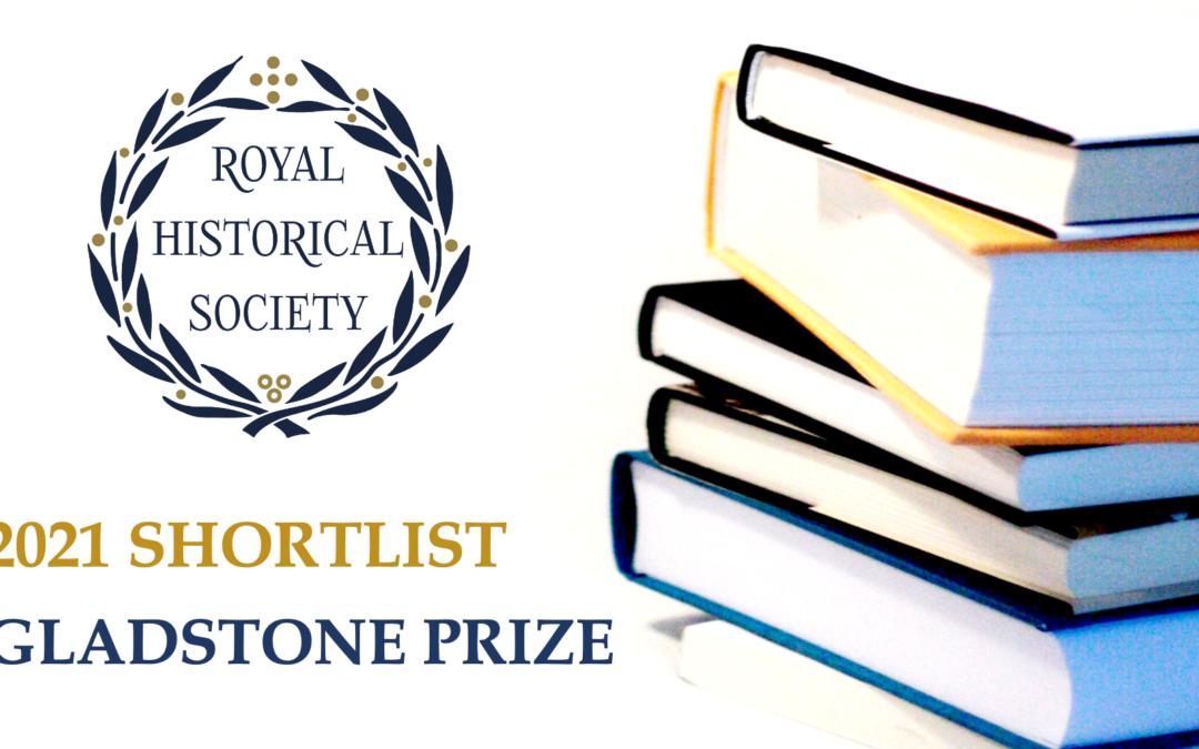 RHS Gladstone Book Prize – the 2021 Shortlist