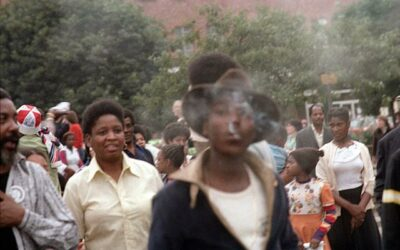 Cannabis, Race, and Mental Illness in Britain, 1980-1993