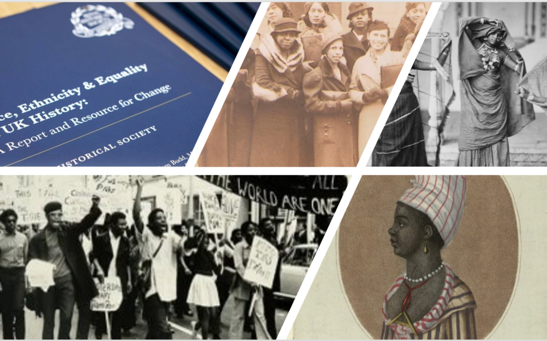 'Positive Action' workshop for early-career historians of colour