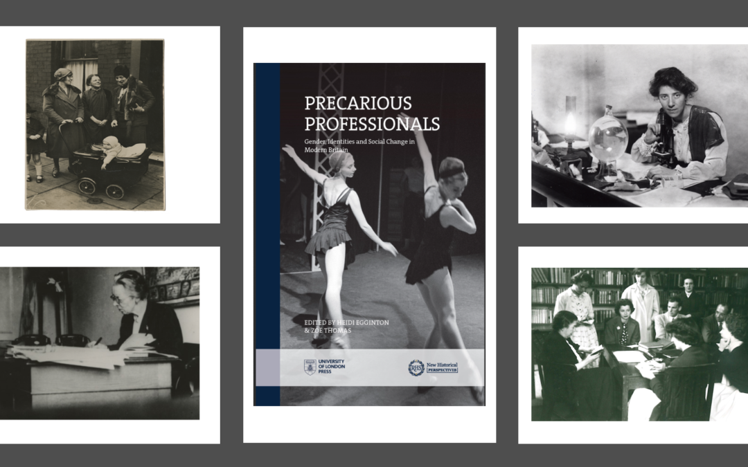Precarious Professionals: Gender, identities and social change in modern Britain
